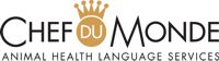 Chef du monde language services